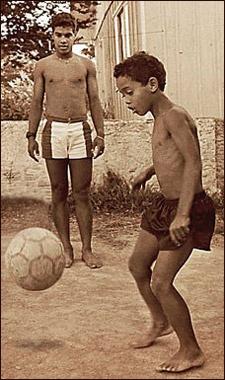 Small Ronaldinho
