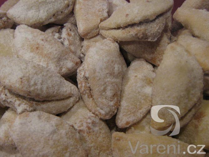Vánoční ořechové škebličky -