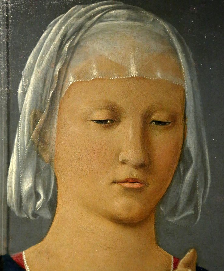 Senigallia Madonna, Urbino, c. 1478 detail PIERO DELLA FRANCESCA (Borgo Sansepolcro, 1416/1417 circa – Borgo Sansepolcro, 12 ottobre 1492) #TuscanyAgriturismoGiratola