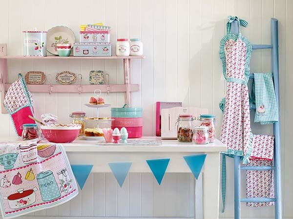 Ashley Thomas Kitchen pastels Ashley Thomas Debenhams