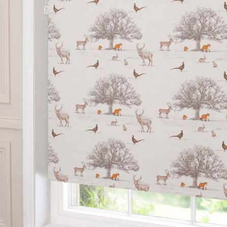Tatton Blackout Roller Blind | Dunelm
