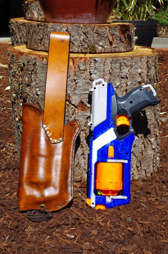Western Holster NERF Strongarm Gun Holster by LeatherStorm