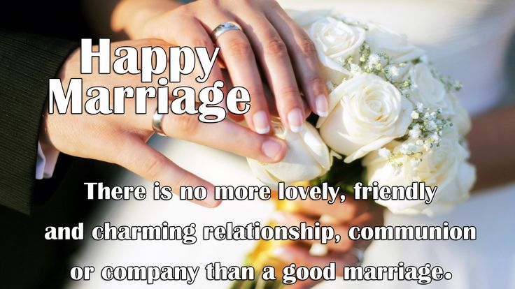 Happy Marriage Wishes & Quotes 2017