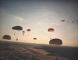 Invasion of Grenada, 1983.