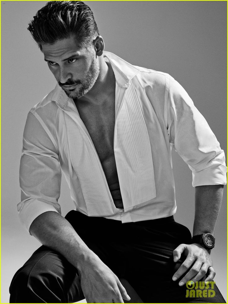 joe manganiello haute living 04 Joe Manganiello is brooding in black and white on the cover of Haute Living's July/August issue, on newsstands now. Here is what the 38-year-old Magic Mike XXL…