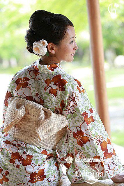 Japanese traditional yukata. Get them at Rakuten!