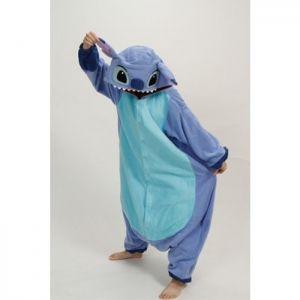 Déguisement combinaison pyjama Stich