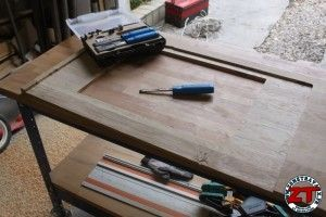 Tuto : Fabriquer un meuble vasque de salle de bain - ciseau à bois RALI SHARK