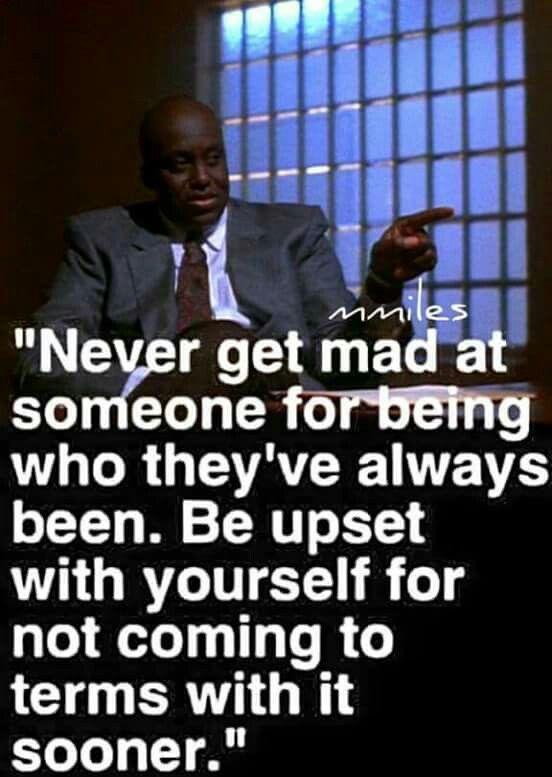 So true !! Can't change ya, Kelly !!