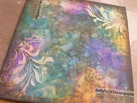 Well Trace here, like many Tim Holtz fans the distress oxide inks are featuring in my stolen moments of playtime and todays make is using ...