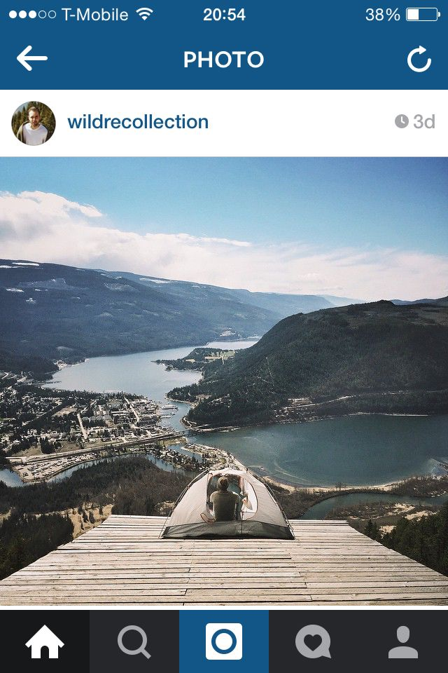 Sicamous lookout, BC