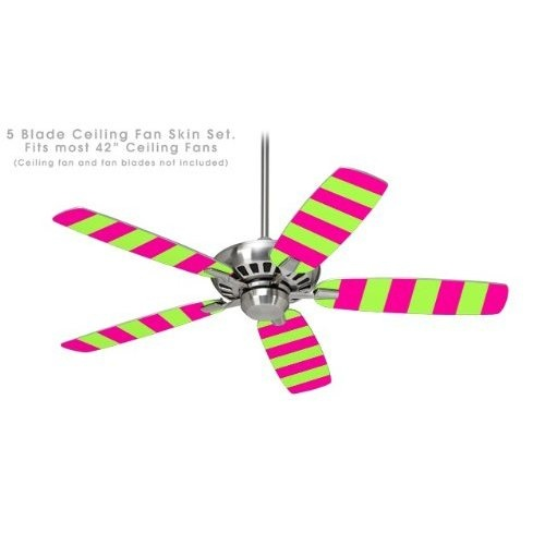 Pink With A Fan 6 Blades : Best ceiling fans for girls room images on pinterest