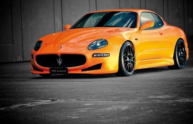 #Maserati 4200 GT Cambiocorsa #italiandesign