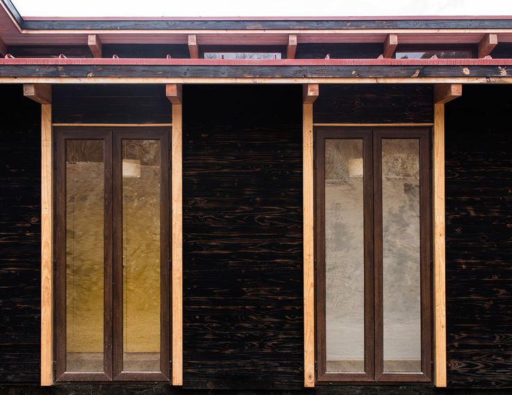 Galería de 50 Detalles constructivos de arquitectura en madera - 35