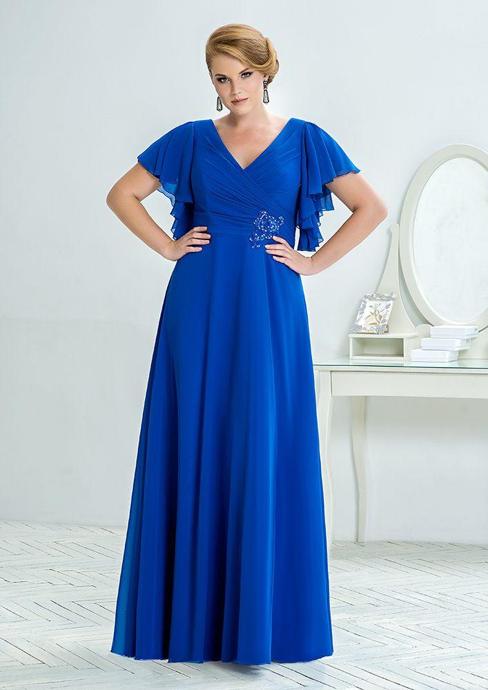 Вечернее платье для полных Мальдина ― Мы подарим
