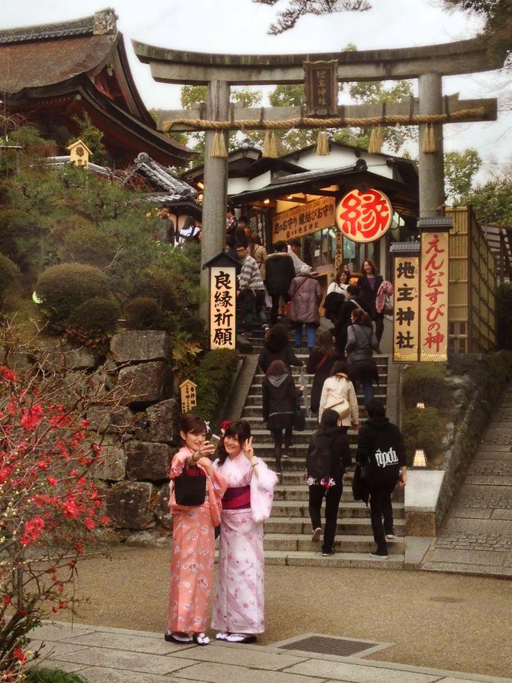 #kyoto #japan #kiyomizudera