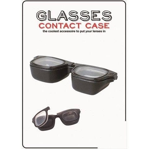GLASSES CONTACT LENDS HOLDER