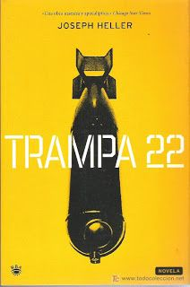 Trampa 22, Joseph Heller