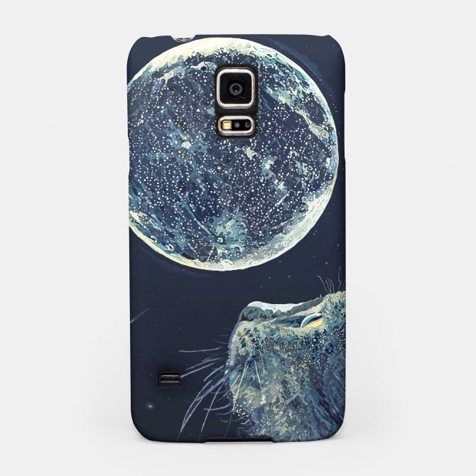 The at and the moon Samsung Case, Live Heroes