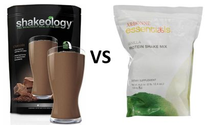Trying to decide between the arbonne protein shake vs shakeology? I've tested both out and am pleased to report my findings.