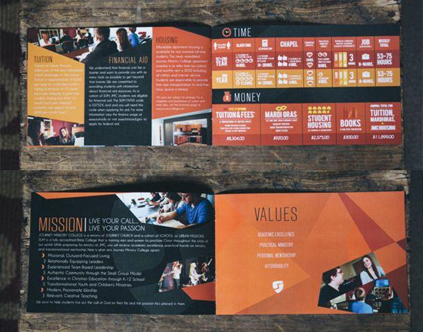 55 best Design images on Pinterest Brochure template, Flyer - sample college brochure
