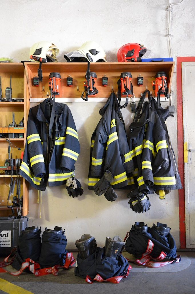 Firefighters - Hasici -- Always Ready!