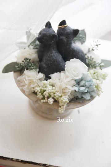 preserved flower http://rozicdiary.exblog.jp/23452133/
