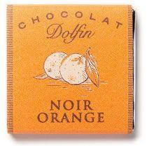 Ciocolata neagra cu portocala confiata 2kg