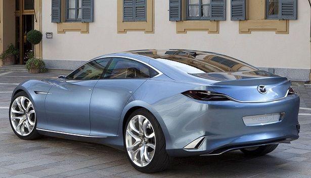 2017 Mazda 6 - exterior