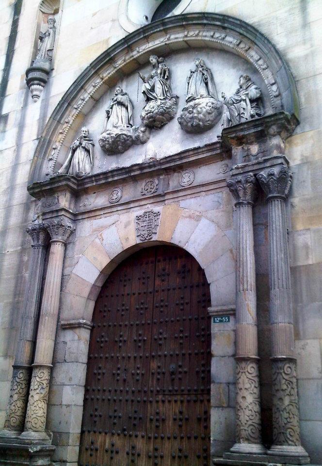 Portal Iglesia
