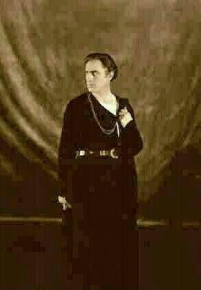 """""""My standard of excellence in a characterization of Hamlet is frankly Mr. Barrymore,"""" wrote Richard Watts Jr. """"His was to my mind not only the finest portrayal of the role that I have ever seen but was also the most magnificent piece of acting within my memory."""""""