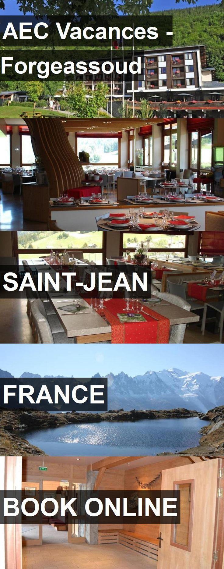 Hotel AEC Vacances - Forgeassoud in Saint-Jean, France. For more information, photos, reviews and best prices please follow the link. #France #Saint-Jean #AECVacances-Forgeassoud #hotel #travel #vacation