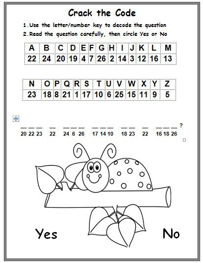 Freebie! This the third cryptogram puzzle from my phonics ...