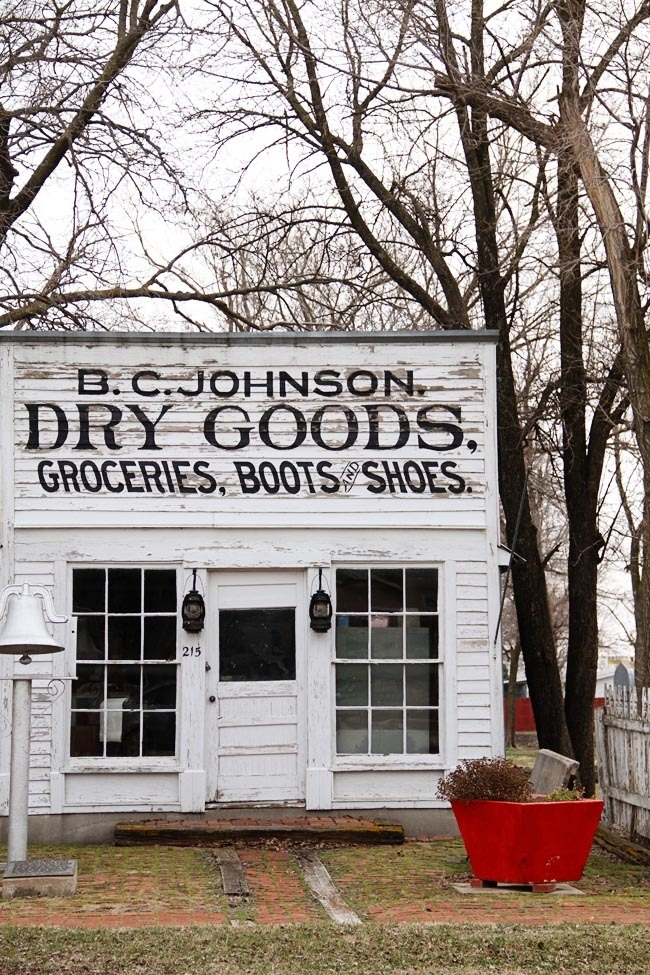 Dry Goods Store in the Country