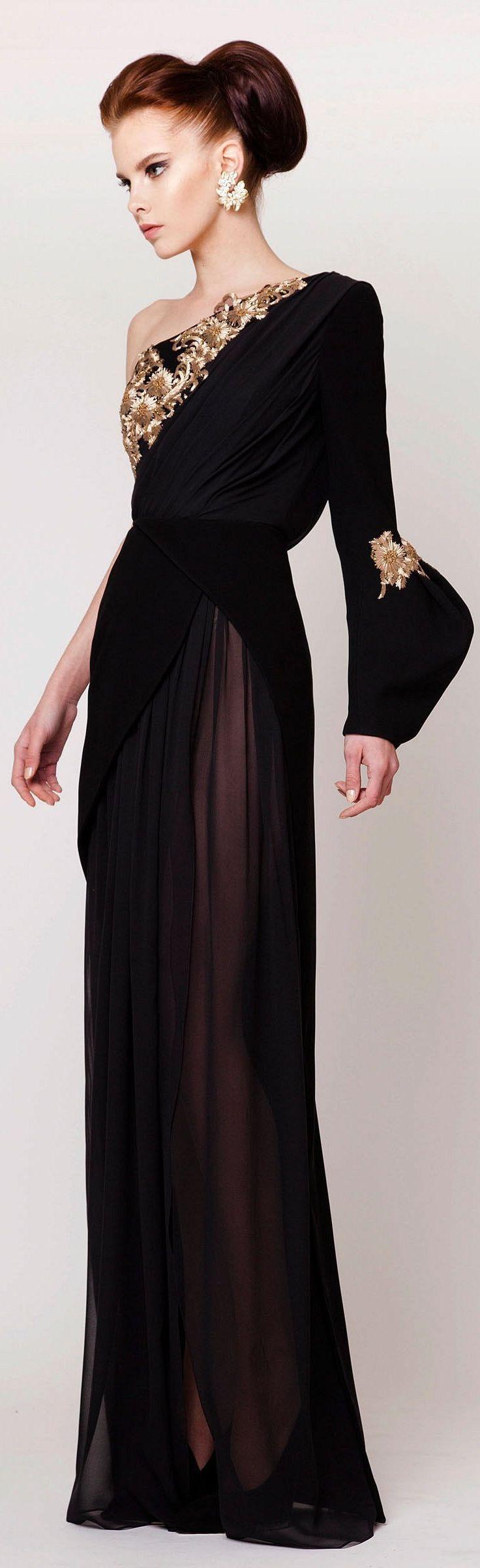 Azzi & Osta Couture S/S 2015