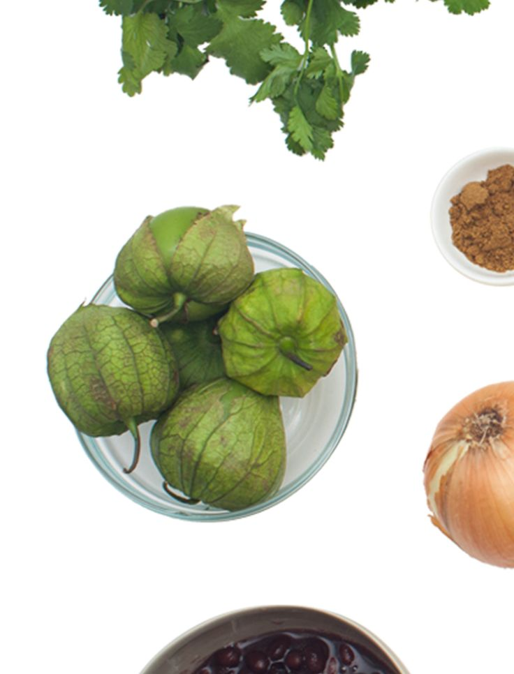 A main ingredient in Mexican cooking,  tomatillos should be part of you go to vegetables.