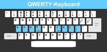 Keyboard tutorial and typing test  also:  http://play.typeracer.com/  &  http://www.sense-lang.org/typing/tutor/keyboarding.php