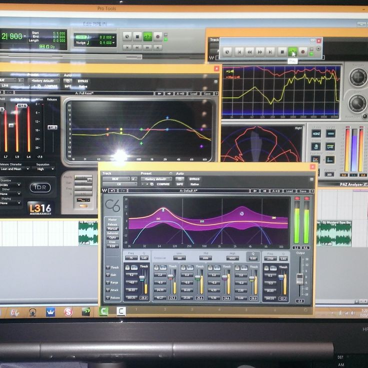 MIXING RAP VOCALS 7 COMPRESSORS TO VOCAL HEAVEN CHECK OUT