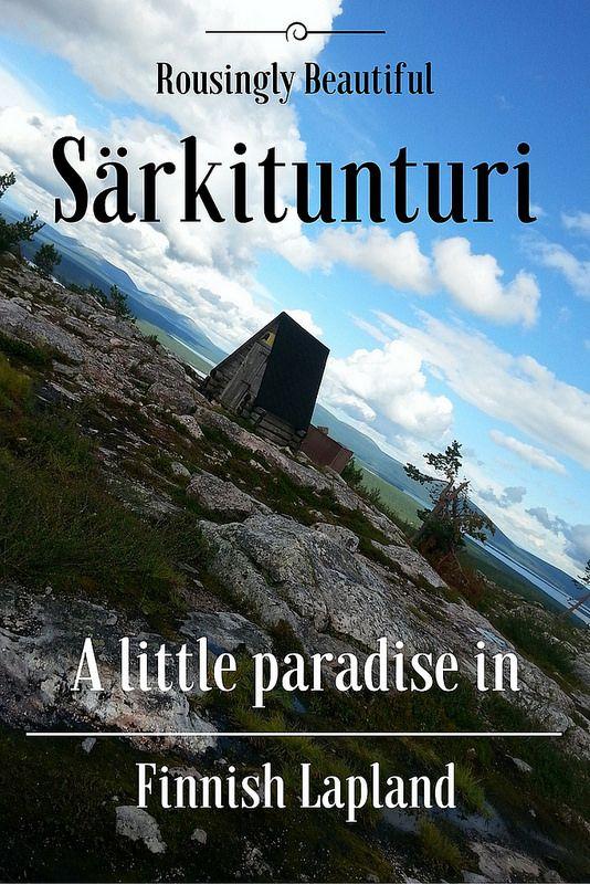 A Little Paradise In Finnish Lapland: Rousingly Beautiful Särkitunturi Fell…