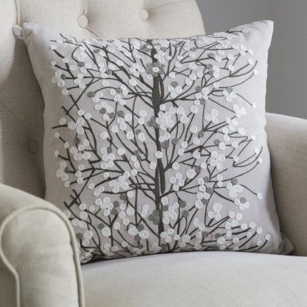 Blossom Cushion With Luxury Feather Pad