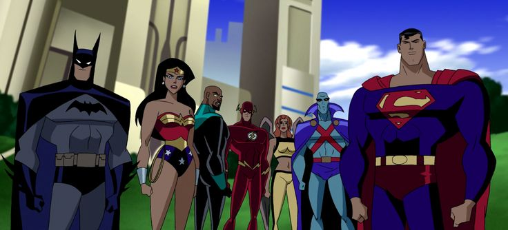 The voice cast of the Justice League animated series reunited for a live read | Live for Films