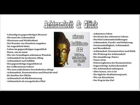 Segen für die Menschheit – Hörbuch: Achtsamkeit und Glück (Buddhismus-ABC) – | BEWUSSTscout - Wege zu Deinem neuen BEWUSSTsein
