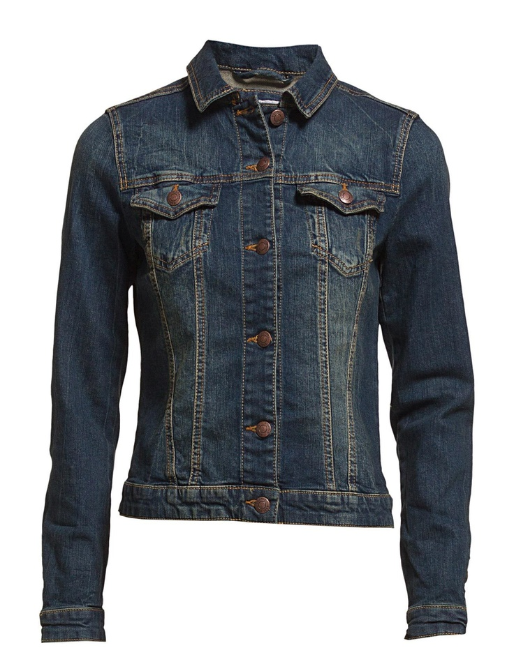 Esprit Denim - Denim Jackets