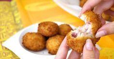Cómo hacer croquetas de jamón caseras, la receta más sabrosa