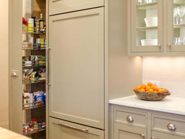 8 best pantry options images on Pinterest | Kitchen pantry ...
