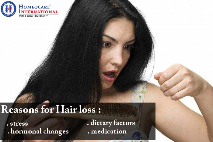 There are many reasons for hair loss. losing of around 50-100 hairs on average per day is common. If it exceeds than that, you may face lots of struggles. Homeopathy Treatment is the right approach to get healthy hair naturally with zero side effects at Homeocare International.