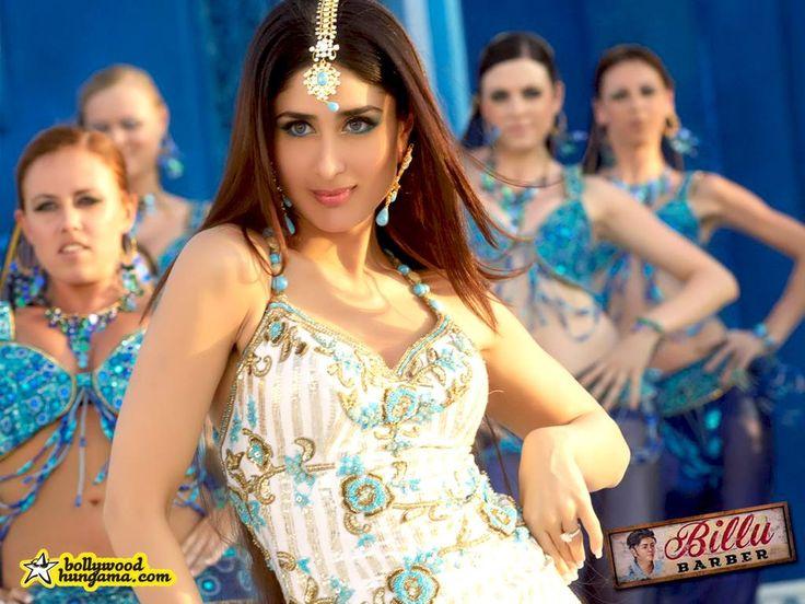Kareena Kapoor in song 'Marjaani' from Billu Barber (2009)