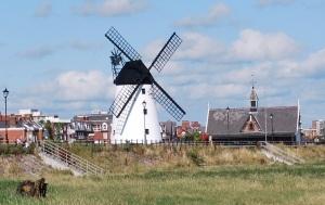 Windmill in Lytham