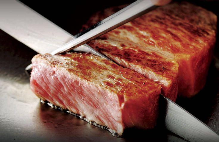 Um pouco sobre carnes: Marmoreio e maturação