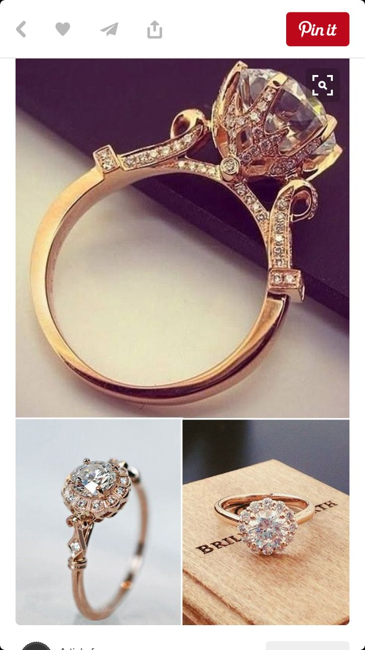 I love this one😍😍😍🌹 Luxury engagement rings, Amazing